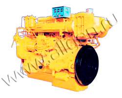 Дизельный двигатель Jichai 8190D мощностью 792 кВт