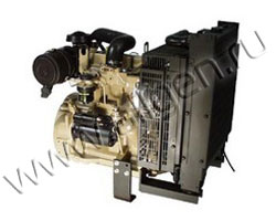 Дизельный двигатель John Deere 3029HFU70 мощностью 42 кВт