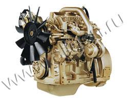 Дизельный двигатель John Deere 3029TF158 мощностью 40 кВт