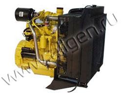 Дизельный двигатель John Deere 4045HFU72 мощностью 79 кВт