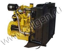 Дизельный двигатель John Deere 4045DF158 мощностью 44 кВт