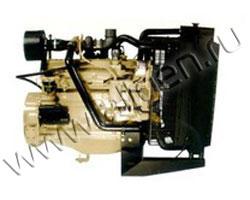 Дизельный двигатель John Deere 6068HFU74 мощностью 197 кВт