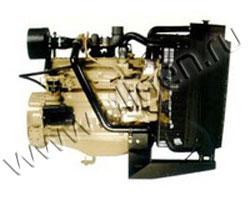 Дизельный двигатель John Deere 6068TF220 мощностью 117 кВт