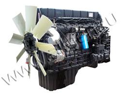 Дизельный двигатель Kangwo K13G280D мощностью 206 кВт