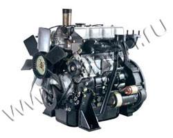 Дизельный двигатель Kipor KD4105ZG мощностью 49 кВт