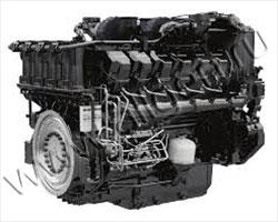 Дизельный двигатель Kohler KD27V12 мощностью 560 кВт