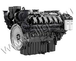 Дизельный двигатель Kohler KD45V20 мощностью 1108 кВт