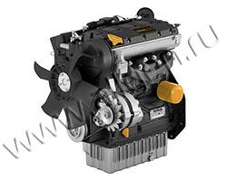 Дизельный двигатель Kohler KDW2204 мощностью 20 кВт