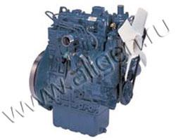 Дизельный двигатель Kubota D1005 мощностью 8 кВт