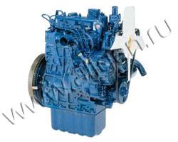 Дизельный двигатель Kubota D905 1500TR мощностью 7 кВт