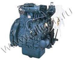Дизельный двигатель Kubota D1403 мощностью 12 кВт