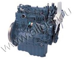 Дизельный двигатель Kubota V1505 1500TR мощностью 13 кВт