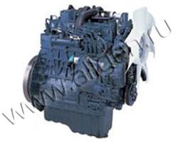 Дизельный двигатель Kubota V1505-E3B мощностью 25 кВт