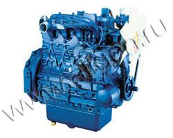 Дизельный двигатель Kubota V2003 мощностью 18 кВт