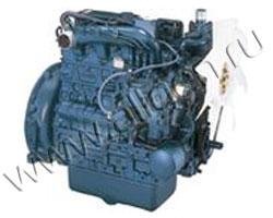 Дизельный двигатель Kubota V1305 1500TR мощностью 11 кВт