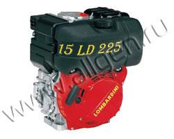 Дизельный двигатель Lombardini 15 LD 225 мощностью 3 кВт