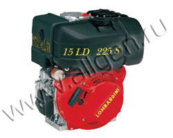 Дизельный двигатель Lombardini 15 LD 225 S мощностью 2 кВт