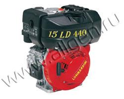 Дизельный двигатель Lombardini 15 LD 440 мощностью 7 кВт