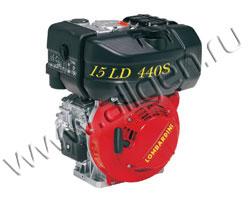 Дизельный двигатель Lombardini 15 LD 440 S мощностью 6 кВт