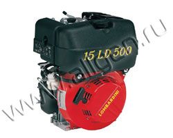 Дизельный двигатель Lombardini 15 LD 500 мощностью 8 кВт