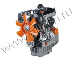 Дизельный двигатель Lombardini LDW 1003 мощностью 17 кВт