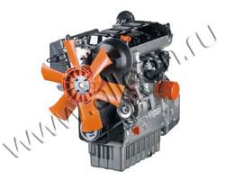 Дизельный двигатель Lombardini LDW 1404 мощностью 22 кВт