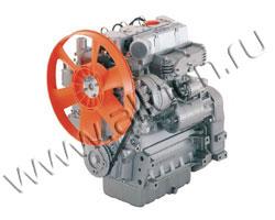 Дизельный двигатель Lombardini LDW 1603 мощностью 25 кВт