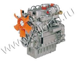 Дизельный двигатель Lombardini LDW 2204 T мощностью 32 кВт