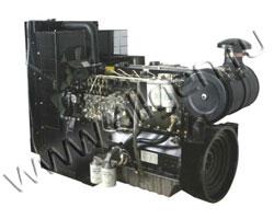 Дизельный двигатель Lovol 1006TG1A мощностью 93 кВт