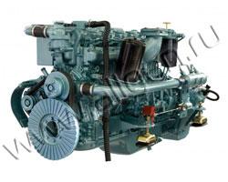 Дизельный двигатель Mitsubishi 6D16-TLE2D мощностью 118 кВт