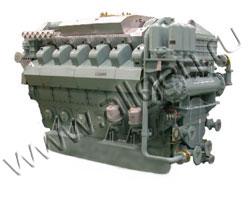 Дизельный двигатель Mitsubishi S12U-PTA мощностью 2570 кВт