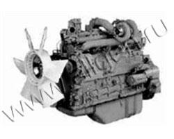Дизельный двигатель Mitsubishi S4K-T мощностью 59 кВт