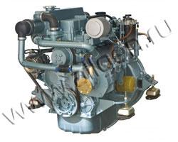 Дизельный двигатель Mitsubishi S4S мощностью 30 кВт