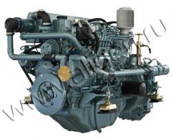 Дизельный двигатель Mitsubishi S6S 65SG мощностью 46 кВт
