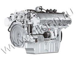 Дизельный двигатель MTU 12V1600G10F мощностью 558 кВт
