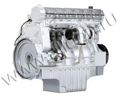 Дизельный двигатель MTU 6R1600G10F мощностью 264 кВт