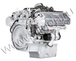 Дизельный двигатель MTU 8V1600G10F мощностью 348 кВт