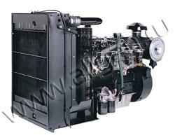 Дизельный двигатель Perkins 1006TAG мощностью 134 кВт