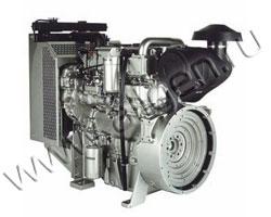 Дизельный двигатель Perkins 1103A-33G мощностью 30 кВт