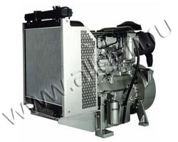 Дизельный двигатель Perkins 1103C-33TG3 мощностью 46 кВт