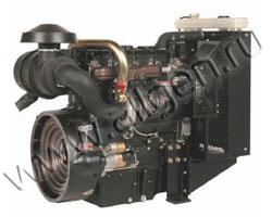 Дизельный двигатель Perkins 1104D-44T мощностью 75 кВт