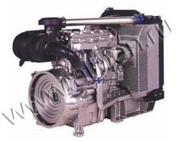 Дизельный двигатель Perkins 1104C-44TAG1 мощностью 79 кВт