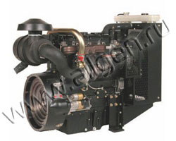 Дизельный двигатель Perkins 1104C-44TG2 мощностью 59 кВт