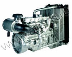 Дизельный двигатель Perkins 1106TG2A мощностью 100 кВт