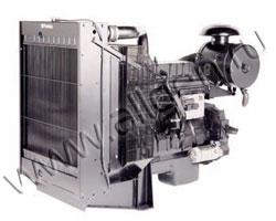 Дизельный двигатель Perkins 1506A-E88TAG1 мощностью 196 кВт