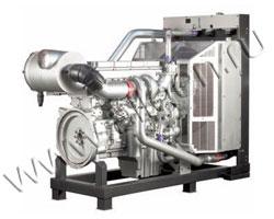 Дизельный двигатель Perkins 2206A-E13TAG2 мощностью 349 кВт