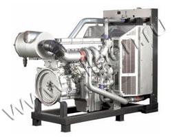 Дизельный двигатель Perkins 2306C-E14TAG2  мощностью 344 кВт