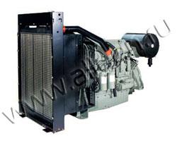 Дизельный двигатель Perkins 1606A-E93TAG4 мощностью 261 кВт