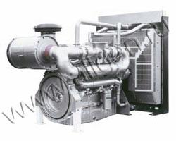 Дизельный двигатель Perkins 2806A-E18TAG2 мощностью 609 кВт