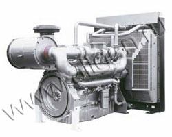 Дизельный двигатель Perkins 2806C-E16TAG1  мощностью 433 кВт